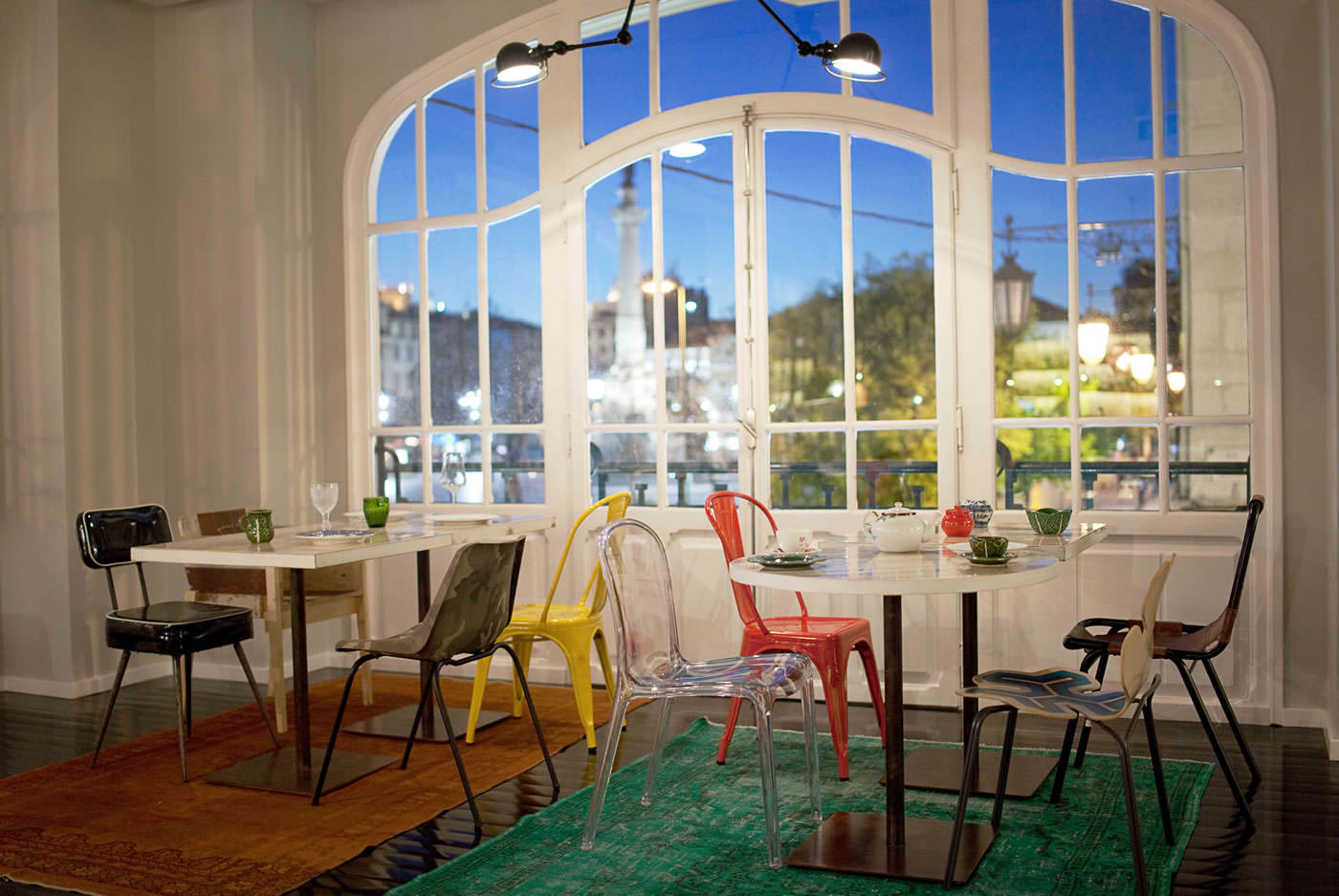 Internacional design hotel boutique hotel in lisbon for Design hotel 1690